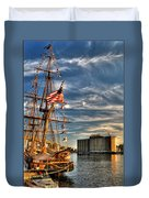 012 Uss Niagara 1813 Series Duvet Cover
