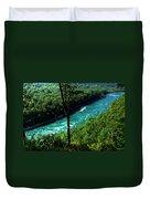 013 Niagara Gorge Trail Series  Duvet Cover