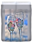 02 Love Is In The Air Duvet Cover
