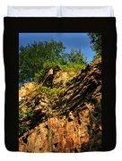023 Niagara Gorge Trail Series  Duvet Cover