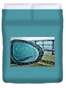 03 Crying Skies Duvet Cover