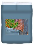 03 The Lioness Duvet Cover