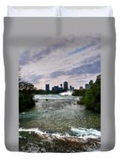 03 Three Sisters Island Duvet Cover