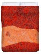 0358 Figurative Art Duvet Cover