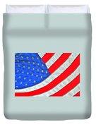 05 American Flag Duvet Cover