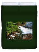 05 To The Three Sisters Island Duvet Cover
