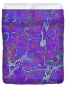 0528 Abstract Thought Duvet Cover