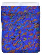 0539 Abstract Thought Duvet Cover