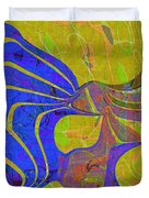 0565 Abstract Thought Duvet Cover