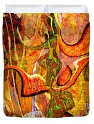 0625 Abstract Thought Duvet Cover