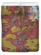 0637 Abstract Thought Duvet Cover