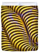 0647 Abstract Thought Duvet Cover