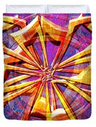 0692 Abstract Thought Duvet Cover