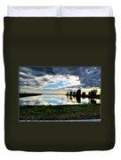 07 Reflecting Duvet Cover
