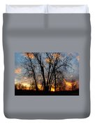 07 Sunset Duvet Cover