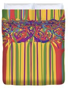 0706 Abstract Thought Duvet Cover