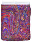 0708 Abstract Thought Duvet Cover