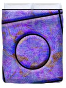 0711 Abstract Thought Duvet Cover
