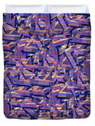 0724 Abstract Thought Duvet Cover