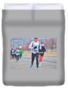 06 Shamrock Run Series Duvet Cover