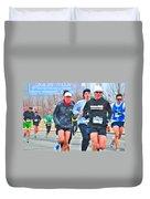 07 Shamrock Run Series Duvet Cover