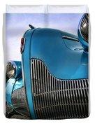 1939 Buick Eight Duvet Cover