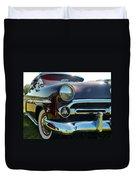 1952 Ford Customline Duvet Cover