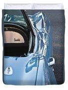 1967 Chevrolet Corvette  Duvet Cover