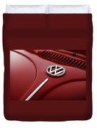 1973 Volkswagen Beetle Duvet Cover