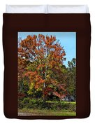 A Country Place Duvet Cover