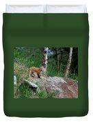 A Mixed Bag Duvet Cover
