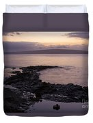 A Sense Sublime Duvet Cover by Sharon Mau