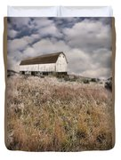 Abandoned Barn Duvet Cover