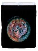 Abstracts From Varikallio At Hossa Duvet Cover