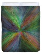 After The Rain 3 Duvet Cover by Tim Allen