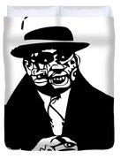 Al Capone Duvet Cover