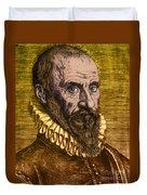 Ambroise Par�, French Surgeon Duvet Cover