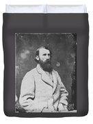 Ambrose P. Hill (1825-1865) Duvet Cover