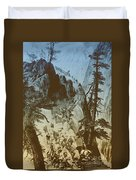 American Gold Rush Duvet Cover