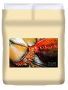 American Lobsters Duvet Cover