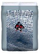 An Explosive Ordnance Disposal Duvet Cover