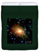 Andromeda Galaxy Duvet Cover
