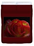 Annaversary Rose I  Duvet Cover