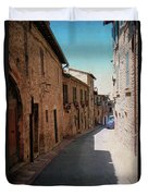 Assisi Italy Duvet Cover