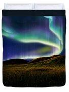 Aurora On Field Duvet Cover