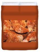 Bbq Chicken Duvet Cover