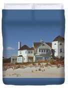 Beach House Duvet Cover