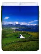 Beara Penninsula, Co Kerry, Ireland Duvet Cover