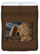 Belver Castle Duvet Cover