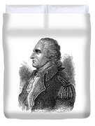 Benedict Arnold (1741-1801) Duvet Cover